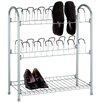 Organize It All Wire 3-Tier Shoe Rack (Set of 3)