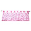 Belle Dancing Owl Curtain Valance