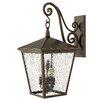 Hinkley Lighting Trellis 4 Light Outdoor Wall Lantern
