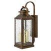 Hinkley Lighting Revere 3 Light Outdoor Wall Lantern