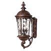 Hinkley Lighting Windsor 3 Light Outdoor Wall Lantern