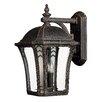 Hinkley Lighting Wabash 3 Light Outdoor Wall Lantern