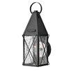 Hinkley Lighting York 1 Light Outdoor Wall Lantern