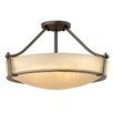 Hinkley Lighting Hathaway 4 Light Semi Flush Mount