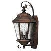 Hinkley Lighting Clifton Beach 2 Light Outdoor Wall Lantern