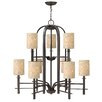 Hinkley Lighting Sloan 9 Light Chandelier