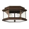 Hinkley Lighting Clifton Park 2 Light Flush Mount