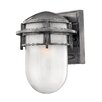 Hinkley Lighting Reef 1 Light Outdoor Sconce