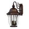 Hinkley Lighting Monticello 1 Light Outdoor Wall Lantern