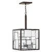 Hinkley Lighting Mondrian 4 Light Foyer Pendant