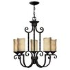 Hinkley Lighting Casa 5 Light Chandelier