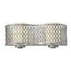 Hinkley Lighting Jules 2 Light Bath Vanity Light