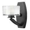 Hinkley Lighting Meridian 1 Light Wall Sconce