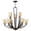 Hinkley Lighting Parker 9 Light Chandelier