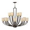Hinkley Lighting Parker 12 Light Chandelier