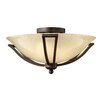 Hinkley Lighting Bolla 2 Light Flush Mount