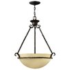 Hinkley Lighting Casa 3 Light Inverted Pendant