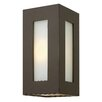 Hinkley Lighting Dorian 2 Light Outdoor Flush Mount