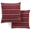 Safavieh Evan  Decorative Pillow (Set of 2)