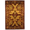 Safavieh Antiquity William Morris Wine/Gold Area Rug