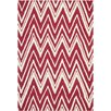 Safavieh Cambridge Red/Ivory Area Rug