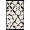 Safavieh Amherst Ivory/Anthracite Outdoor Area Rug