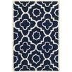Safavieh Chatham Dark Blue / Ivory Moroccan Rug