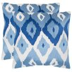 Safavieh Lexi Cotton Throw Pillow (Set of 2)
