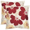 Safavieh Meridan Throw Pillow (Set of 2)