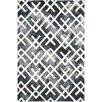 Safavieh Dip Dye Graphite & Ivory Area Rug