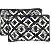 Safavieh Navajo Cotton Lumbar Pillow (Set of 2)