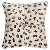 Safavieh Beau Cow Hide Suede Throw Pillow (Set of 2)