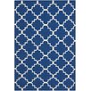 Safavieh Dhurrie Dark Blue Area Rug