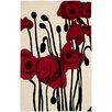 Safavieh Soho Hand-Tufted Ivory/Red Area Rug