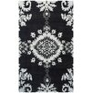 Safavieh Stone Wash Hand-Knotted Charcoal Area Rug
