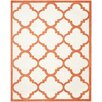 Safavieh Amherst Beige/Orange Indoor/Outdoor Area Rug