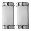 Safavieh Florence 1 Light Wall Sconce (Set of 2)