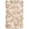 Safavieh Martha Stewart Charleston Tufted / Hand Loomed Light Brown/Ivory Area Rug