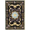 Safavieh Savonnerie Hand-Tufted Black/Yellow/Blue Area Rug
