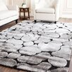 Safavieh Miami Black/Gray Area Rug