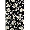 Safavieh Soho Black/Ivory Floral Area Rug