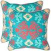 Safavieh Rye Throw Pillow (Set of 2)