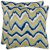 Safavieh Bali Decorative Cotton Pillow (Set of 2)