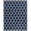 Safavieh Chatham Dark Blue & Ivory Moroccan Area Rug
