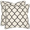 Safavieh Eliza Throw Pillow (Set of 2)