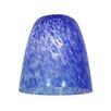 """Access Lighting 4"""" Elegant'e Glass Bell Pendant Shade"""