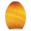 """Access Lighting 6"""" FireBird Glass Pendant Shade"""