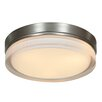 Access Lighting Solid 1 Light Flush Mount