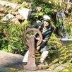 Zendejas Sea Captain Statue - Breakwater Bay Garden Statues and Outdoor Accents
