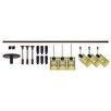Besa Lighting Scope 6 Light Rail Kit